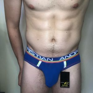 NWT Andrew Christian Briefs